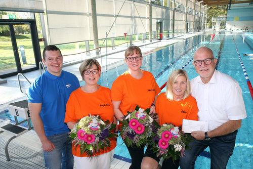 Anmelden zum sechsten Indoor-Triathlon im Vitusbad