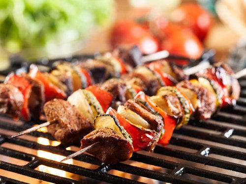 NEW-Bäder: Barbecue im Stadtbad Viersen